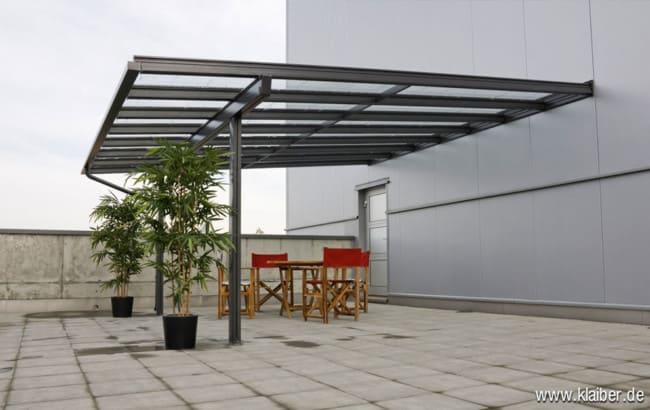 Terassendach Einbau und Beratung Region Dresden