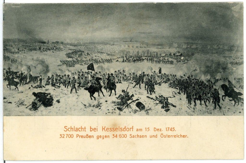 Schlacht bei Kesselsdorf