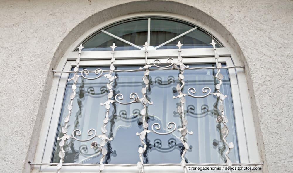Fenster Gitter
